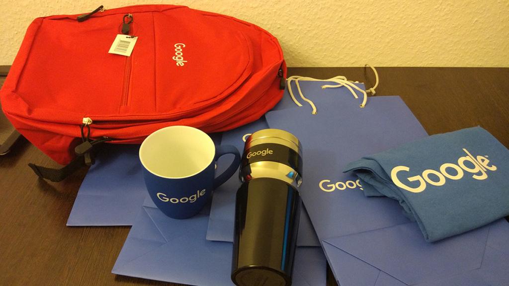 Google-подарки